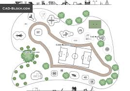 Free Autocad Floor Plans Playground Autocad 2d Free Download Cad Drawings In Plan