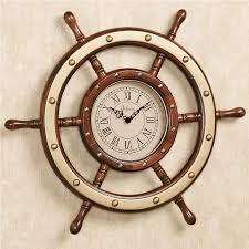 nautical wall clocks for wall decoration med art home design posters