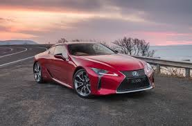 lexus cars australia price lexus lc 500 u0026 500h on sale in australia from 190 000