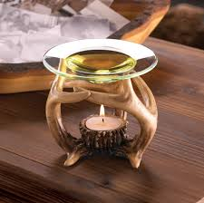 antler oil warmer wholesale at koehler home decor