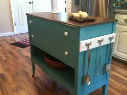 How To Make A Kitchen Island Kitchen Island Made Out Of Dresser Bestdressers 2017