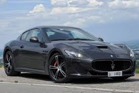 maserati inside 2016 used 2016 maserati granturismo coupe pricing for sale edmunds