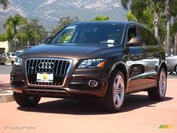 2011 Audi Q5 Interior 2011 Teak Brown Metallic Audi Q5 3 2 Quattro 50998045 Gtcarlot