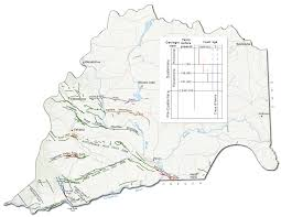 Wenatchee Washington Map by Columbia Basin Wa Dnr