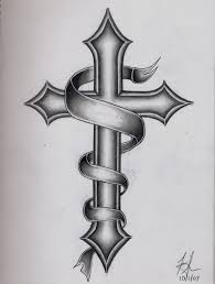 images for u003e catholic cross tattoo designs for men tats