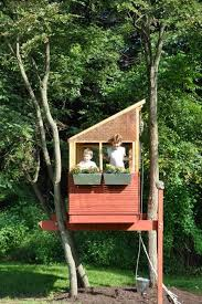 Backyard Fort Ideas 17 Best Treehouse Ideas Images On Pinterest Playhouses