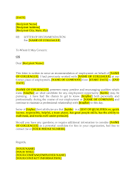 sample professional reference letter for colleague