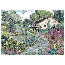 grandmothers old fashioned flower garden rh shumway