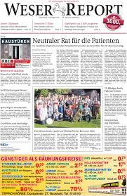 Woolworth Bad Godesberg Weser Report Weyhe Syke Bassum Vom 05 10 2016 By Kps