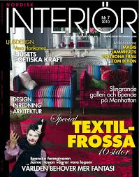 interior design magazine with tag playuna