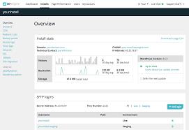 wp engine user portal overview wp engine