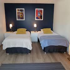 chambre bleue grande chambre d hôtes confortable 3 clés