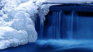live hd themes for pc waterfalls winter waterfall timelapse ice nature wallpapers hd