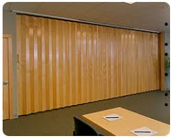 series 3300 acoustical accordion room partition