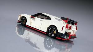 Nissan Gtr Generations - lego nissan gt r nismo fulfills our childhood speed dreams