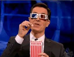 Pop Corn Meme - image stephen colbert popcorn gif jpg kancolle wiki fandom