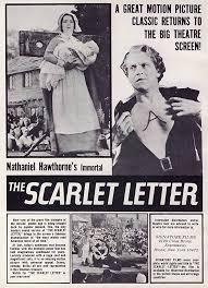 the scarlet letter 1934