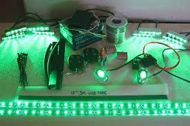 tape lights with remote led motorcycle light kit 12v rf remote control led pod strip kit