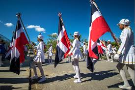 Flag Of The Dominican Republic Five Great Articles About The Dominican Republic