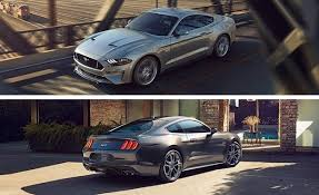 pret ford mustang 2018 ford mustang photos and info car and driver