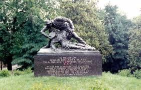 the sgt richard kirkland memorial at fredericksburg u2013 iron brigader