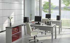 White Office Desk With Hutch by Table Favored White Office Executive Desk Notable Modern White
