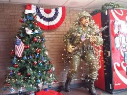 now that u0027s how america does it u0027s christmas decorations murica