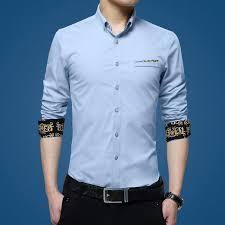 aliexpress com buy luxury brand mens dress shirt french cuff
