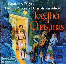 fashioned photo albums readers digest family album of christmas together at