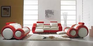 canape relax design contemporain ensemble complet de canapés en cuir italien 3 1 places relax