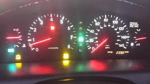 lexus sc300 gas tank fix peridically freezing speedometer u0026 fuel gauge reading below