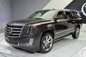 cadillac suv 2015 price official 2015 cadillac escalade on sale in april priced at