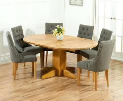 solid oak dining table and 6 chairs oak table and 6 chairs artcercedilla com