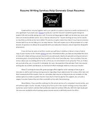 Resume Preparation Pdf Paid Resume Writing Services Free Resume Example And Writing