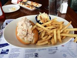 cuisine le gal crabmeat roll at s framingham delicious picture of