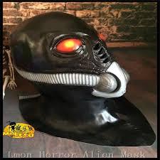 Quality Halloween Costumes Quality Halloween Costume Ball Aliens Predator Avpr Red