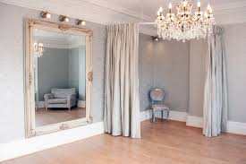 gorgeous bridal boutique interior a stunning dressing room to