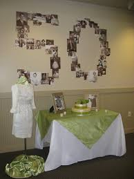 50th wedding anniversary decoration ideas