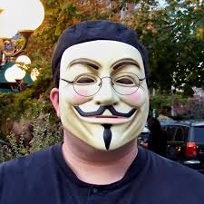 Guy Fawkes Mask Halloween by The Schumin Web Scientology Thinks They Can Avoid Us By Having
