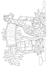 zoo coloring pages printable kids coloringstar