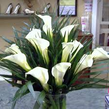 calla lilies bouquet calla bouquet in olive branch ms the yellow florist