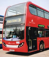 buses in london wikipedia
