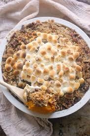 butternut squash praline casserole baker bettie