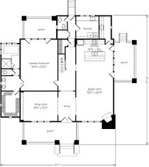 Storybook Floor Plans Montford Cottage Biltmore Estate Southern Living House Plans