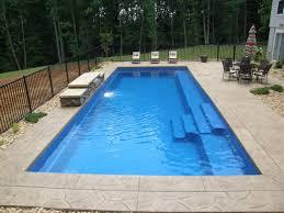 inground fiberglass pool prices all about fiberglass pool design