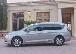 luxury minivan pacifica blends assets of minivan and suv new car picks