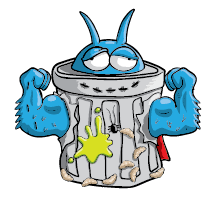 bin bug trash pack wiki fandom powered wikia
