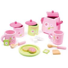 geschirr kinderküche kinderküche holz teeservice holz für kinder bei pirum holzspielzeuge