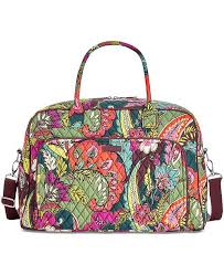 Kentucky Travel Handbags images Vera bradley signature weekender travel bag 2 0 handbags tif