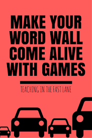164 best vocabulary and word walls in the fast lane images on